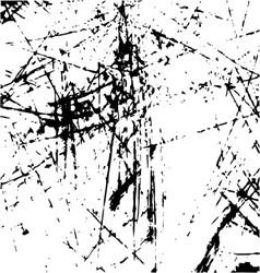 scratching vector image vector image