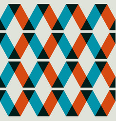 Geometry abstract pattern swiss style modern vector