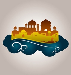 Masjid-awan-kecil vector