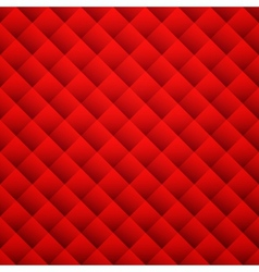 Red texture background Leather seamless pattern vector
