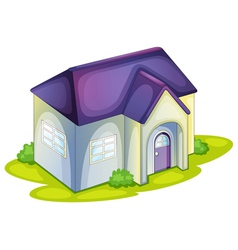 house vector image vector image