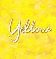 Abstract gold background yellow color light corner vector