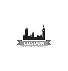 London United Kingdom city symbol vector image vector image