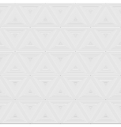 Modern seamless abstract geometric pattern Can vector image