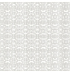 Pattern twisted lines vector image