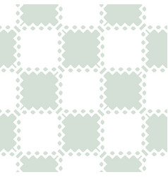 retro vintage background checkered geometric vector image