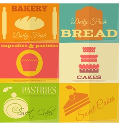 food label vector image vector image