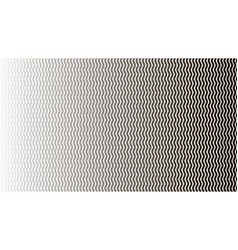 abstract halfton background of dashes of different vector image