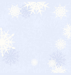 greeting card decorations blurred vector image