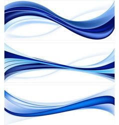Abstract design set vector image