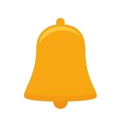 bell instrument decoration vector image