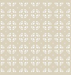 geometric seamless pattern in oriental style vector image