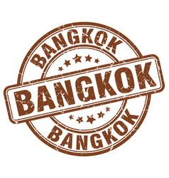 Bangkok stamp vector