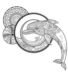 Dolphin 11 vector