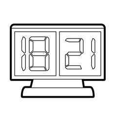 Score board vector