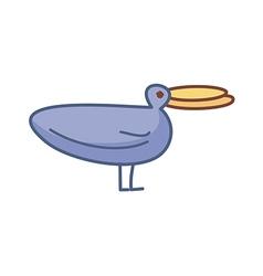 A duck vector