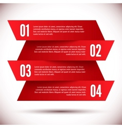 Banner Design template vector image