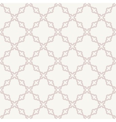 Geometric Abstract Seamless Pink Pattern vector image