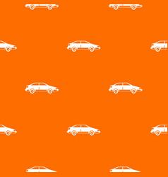 car pattern seamless vector image