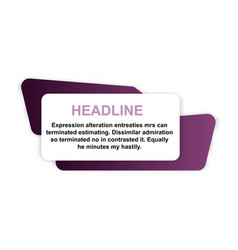 E-commerce banner set nice plastic cards vector