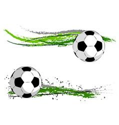Football border vector
