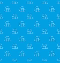 Mine enter pattern seamless blue vector