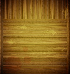Wooden Grungy Background vector
