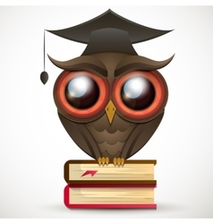 Academic Owl vector