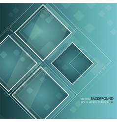 abstract background in techno style vector image