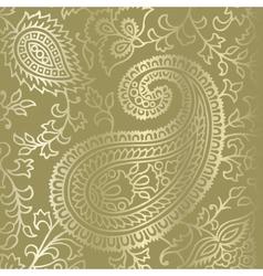 Ornamental Design vector image vector image
