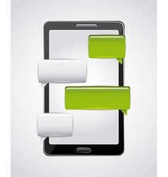 cell technology vector image