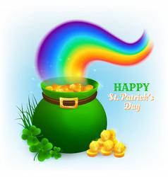 For celebration st patricks day vector