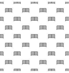 Gate pattern vector