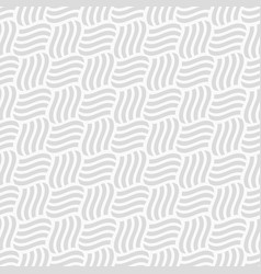 white and grey seamless pattern of texture vector image