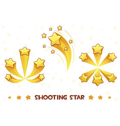Shooting Stars Cartoon Vector Images Over 500