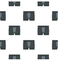 Gray male underwear pattern seamless vector