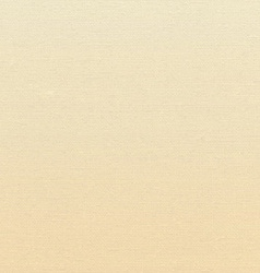 texture of the canvas beige vector image vector image