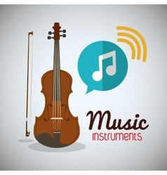 Cello music sound instrument vector