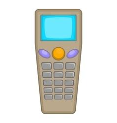 Remote control tool icon cartoon style vector image