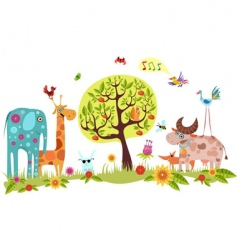 nature vector image