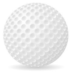 golf 01 vector image vector image