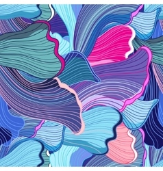 Abstract pattern wave vector
