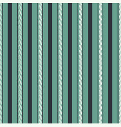 Folklore stripes with periwinkle seamless vector