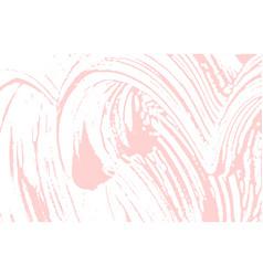 Grunge texture distress pink rough trace fair ba vector