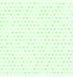 Heart pattern seamless love background vector