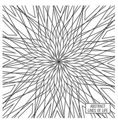 ornate geometry design vector image