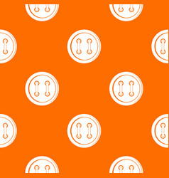 sewing button pattern seamless vector image