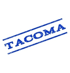 Tacoma Watermark Stamp vector