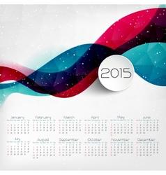 Year Calendar vector image