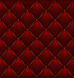 quilted pattern background vector image